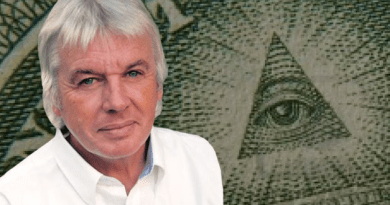 Le changement vibrationnel de David Icke