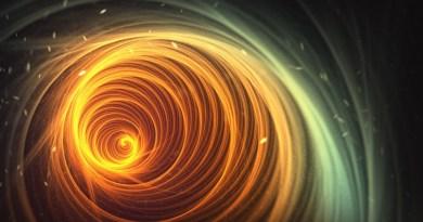 Vous êtes des vortex d'énergie!
