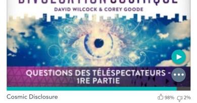 Émission « DIVULGATION COSMIQUE», l'intégrale. Saison 2, épisode 13/17 : QUESTIONS DES TÉLÉSPECTATEURS – 1ère PARTIE