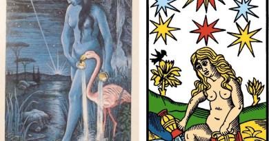 La Lame XVII du Tarot : l'Étoile ! Sirius, l'eau, le Nil…