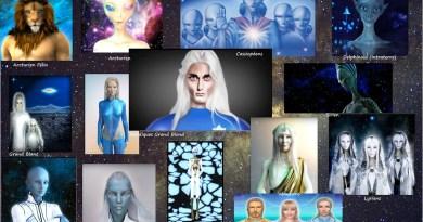 Les races Extraterrestres et galactiques : Leurs services à l'humanité par Yvan Poirer (avec représentations)