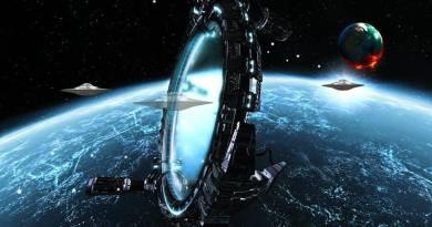 Les Secrets de la Porte des étoiles – Dan Burish