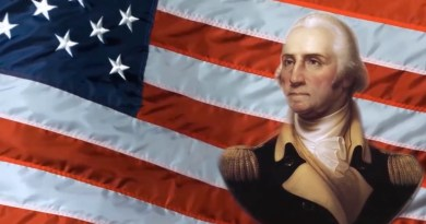 La vision prophétique de George Washington
