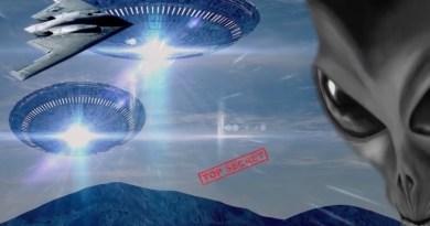 Le monde secret des OVNIs – Richard Sauder