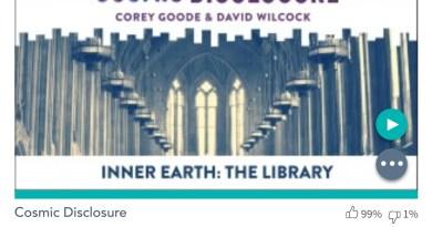 Émission « DIVULGATION COSMIQUE», l'intégrale. Saison 3, épisode 6/9 : TERRE INTÉRIEURE : LA BIBLIOTHÈQUE