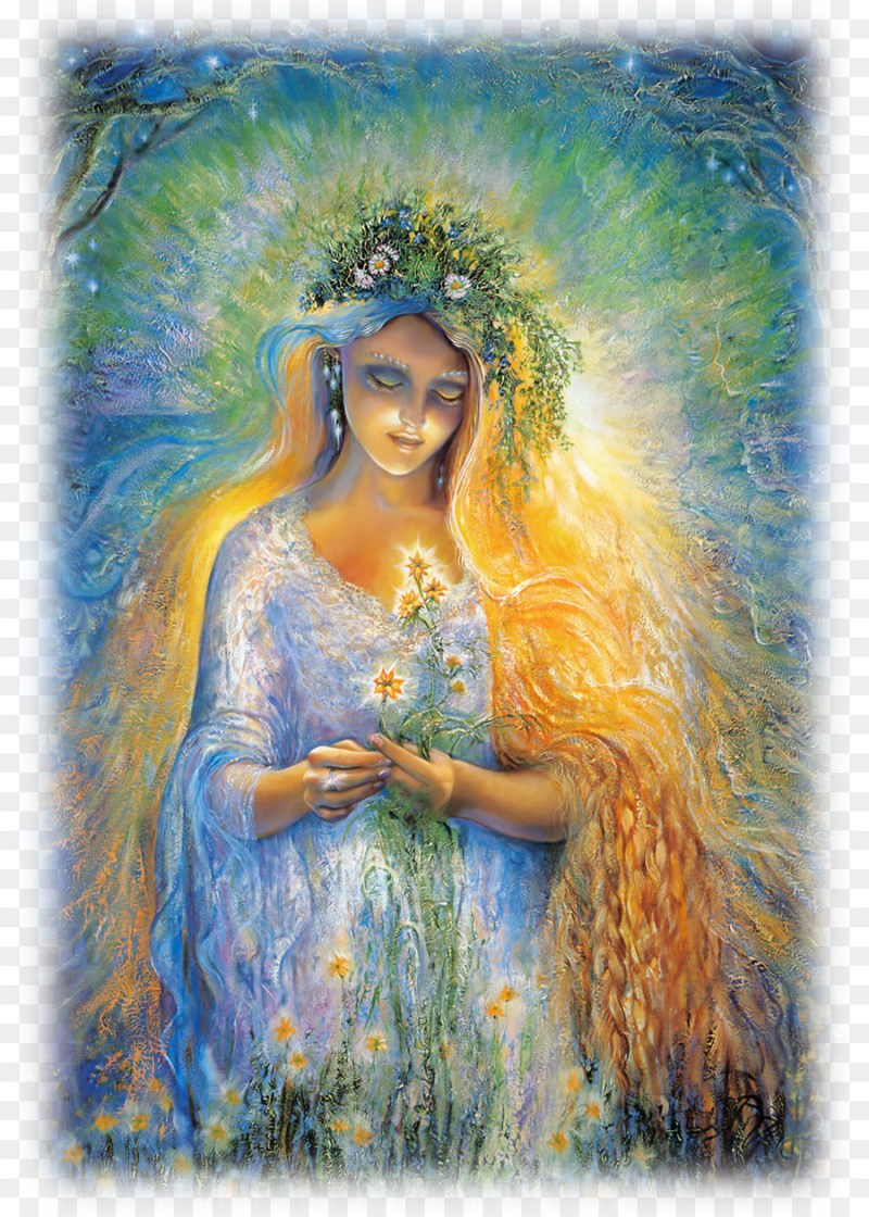kisspng-mother-nature-josephine-wall-earth-goddess-gaia-goddess-5ab993d7913409.6106404515221114475948