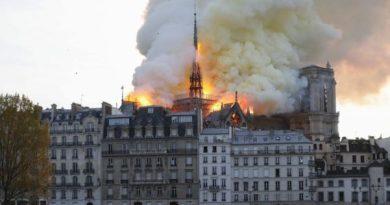 Cathédrale Notre Dame de Paris : suspicion de présence de THERMITE ou THERMATE, agent incendiaire?