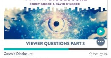 Émission « DIVULGATION COSMIQUE», l'intégrale. Saison 4, épisode 7/11 : QUESTIONS DES TÉLÉSPECTATEURS – 3ème PARTIE
