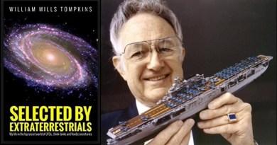 William Tompkins : Le concepteur génial des vaisseaux spatiaux du programme spatial secret de la Marine US (Navy)