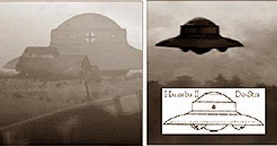 Technologie extraterrestre et spatiale NAZI: Maria Orsic et la Société du Vril, les RFZ, Haunebu et Vril à antigravitation