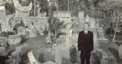 Edward Leedskalnin – L'homme qui avait percé le secret de la construction des Pyramides…