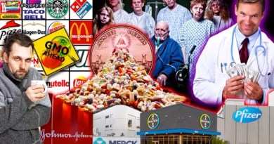 Conspiration de l'Industrie Pharmaceutique, Médicale et Alimentaire contre la Santé