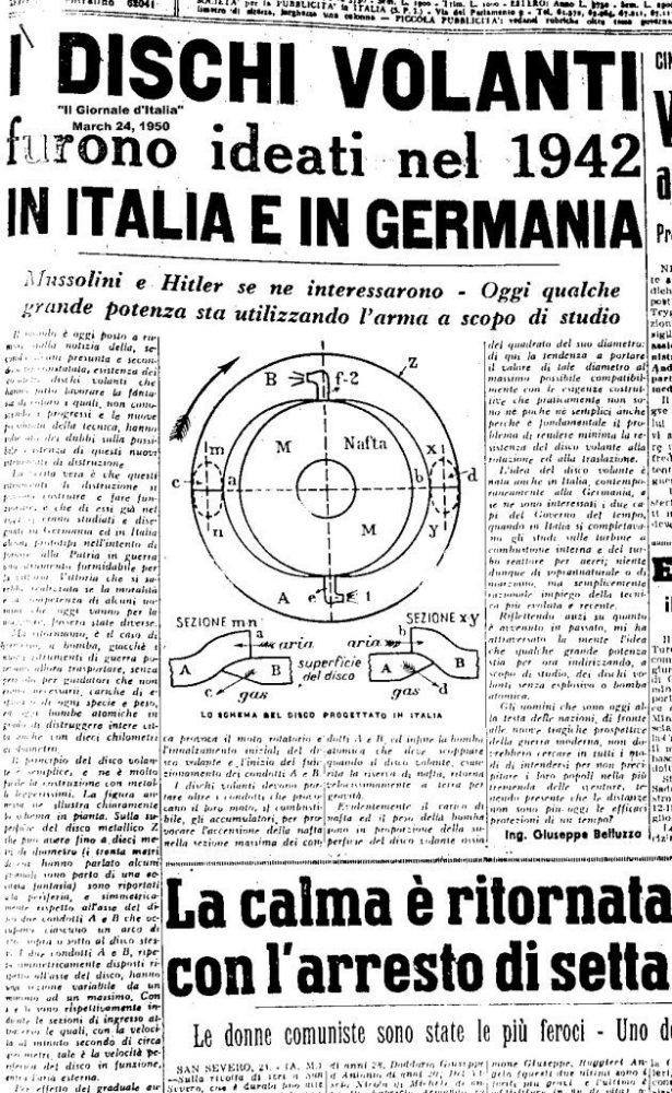 Belluzzo-UFO-Newspaper