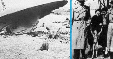 Avant Roswell: le crash d'OVNI à Cape Girardeau, dans le Missouri, en 1941, avec des corps extraterrestres