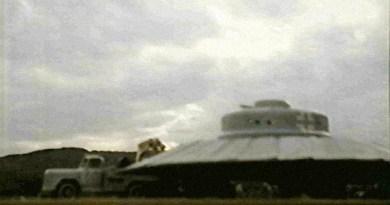 L'histoire des soucoupes volantes du IIIème Reich
