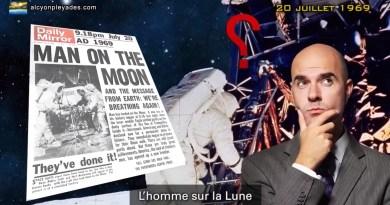 Vidéo du Week-end: Influence lunaire, Bases aliens, Fraude, 1er homme sur la Lune, Apollo 11…