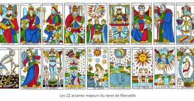 Le TAROT (archétype), origine et signification selon la LOI deUN