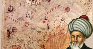 Le mystère des Cartes de l'Amiral Piri Reis…