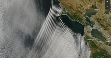 La NASA montre accidentellement des preuves accablantes de manipulation météorologique à grande échelle sur des photos satellites !