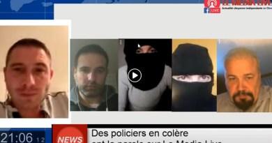 Des Policiers déguisé en Black Bloc casseurs !