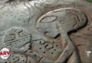 Des habitants découvrent des pierres et gravures montrant un probable contact extraterrestre dans une grotte en pleine forêt au Mexique