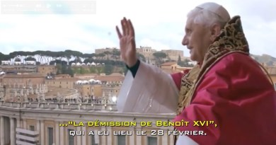 Le pape Benoit XVI, abdication ou éviction ?