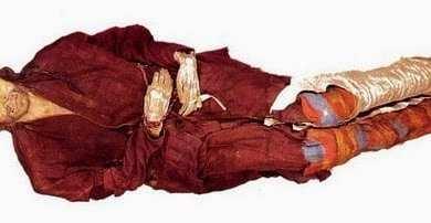 L'histoire Interdite De La Chine Ancienne: Momies Aryennes et des Centaines De Pyramides