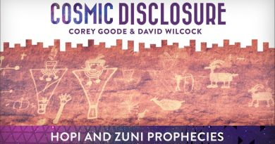 Émission « DIVULGATION COSMIQUE », l'intégrale. Saison 8, épisode 10/24 : PROPHÉTIES HOPI ET ZUNI, AVEC CLIFFORD MAHOOTY