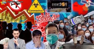 Vidéo Alcyon Pléiades 88 : Coronavirus, Evènement 201, Pandémie, Wuhan, Guerre biologique, Vaccin, 5G