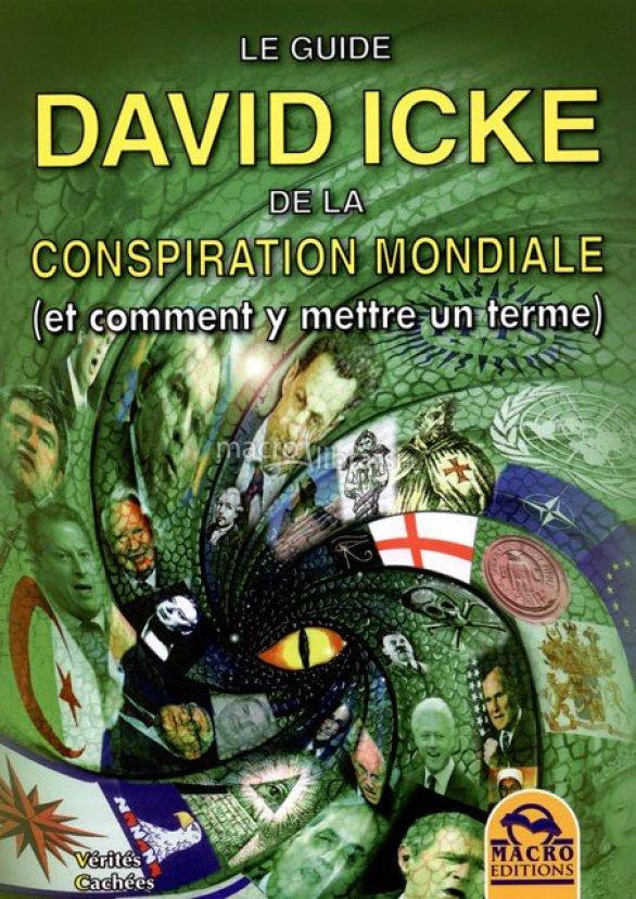 Le guide de david-icke de la conspiration mondiale