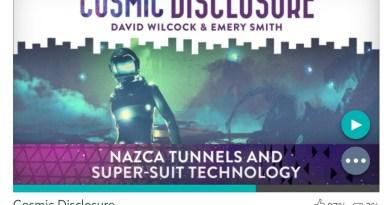 Émission « DIVULGATION COSMIQUE », l'intégrale. Saison 9, épisode 7/8 : TUNNELS DE NAZCA ET TECHNOLOGIE DES SUPER-COMBINAISONS