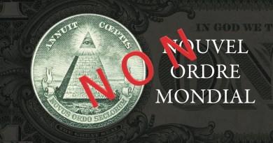 Le Plan du Nouvel Ordre Mondial dévoilé