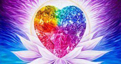 Le grand Soleil du Cœur par Frédéric Ulrich