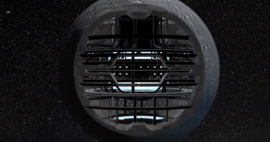 D'énormes masses métalliques découvertes sous la surface de la Lune : Les Scientifiques se grattent la tête
