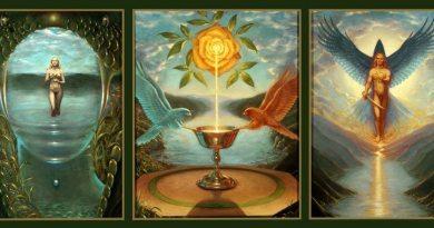 Hiérogamie, l'Union Sacrée du féminin sacré et masculin sacré en nous : une étape obligatoire de l'Ascension