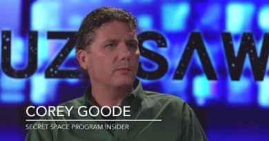 L'Effet Mandela avec Corey Goode