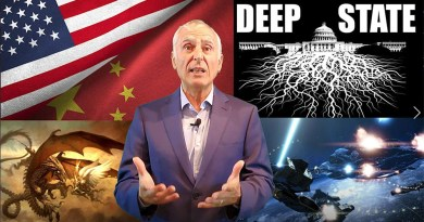Les origines du programme spatial secret de la Chine : le pacte faustien avec l'État profond et la prophétie biblique