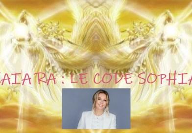 Le Code Sophia : Activer le génome divin souverain en chacun de nous. Le Féminin Sacré va équilibrer, élever le monde !