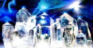 Le processus du corps de cristal par Maître Saint Germain