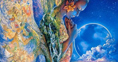 Canalisation de Planète-Mère Gaïa, Nathalie Abiven, « SOYEZ CERTAINES, FEMMES, QUE NOUS PORTONS EN NOUS , LES PROMESSES INFINIES D'UN AMOUR INÉGALÉ »