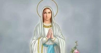 Marie qui défait les nœuds – image chargée en énergie