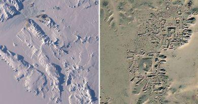 Antarctique : découverte d'une ancienne civilisation sous plus de 2 km de glace
