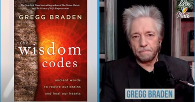 Gregg Braden : Les Codes de sagesse. Formules des anciens pour reprogrammer notre cerveau et cœur.