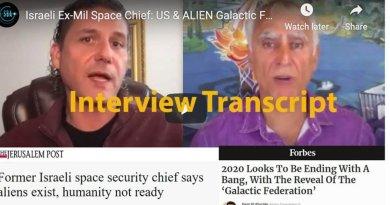 Interview réalisé avec le Dr Michael Salla et Corey Goode: Accord de la Fédération galactique américaine et extraterrestre (expériences sur les humains) et la base sur Mars»