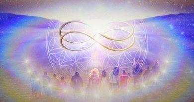 Message de la Grande Fraternité Cosmique