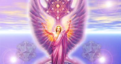 Bien commencer l'année avec Archange Métatron : Adombrement de sa toute PUISSANCE, Être et vibrer sa Présence, détachement de l'éphémère