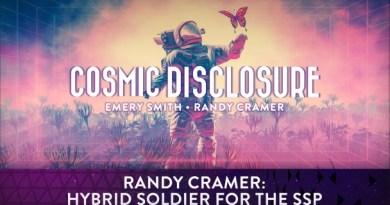 DIVULGATION COSMIQUE Saison 15 épisode 1 : Randy Cramer, Soldat hybride pour le programme spatial secret