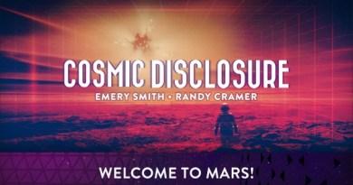 DIVULGATION COSMIQUE Saison 15 épisode 3 : Randy Cramer, Bienvenue sur Mars !