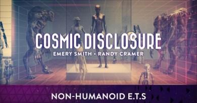 DIVULGATION COSMIQUE Saison 15 épisode 8 : Randy Cramer, Extraterrestres non humanoïdes