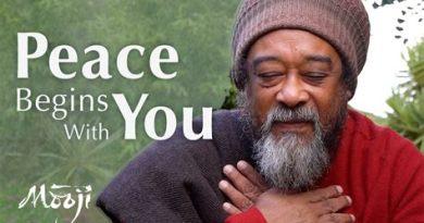 La paix commence par toi : guidance par Mooji